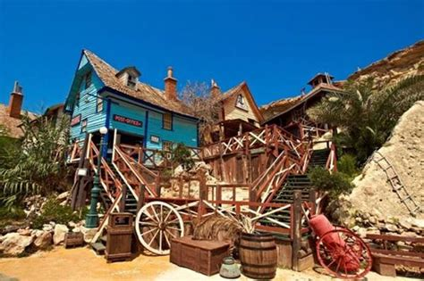 popeye village popeye village malta tourist attraction xcitefun net