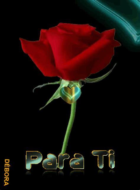 imagenes de corazones y rosas rojas gif animados de rosas rojas y corazones