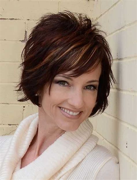 fun hairstyles for over 40 25 short haircuts hairstyles for women hair cuts