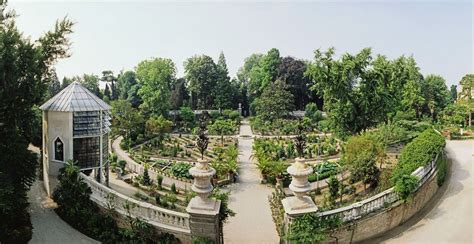 Padua Botanical Garden Universitapd Orto Botanico 169 M Danesin