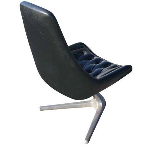 chromcraft chairs 1 kagan style chromcraft unicorn chair v shaped base ebay