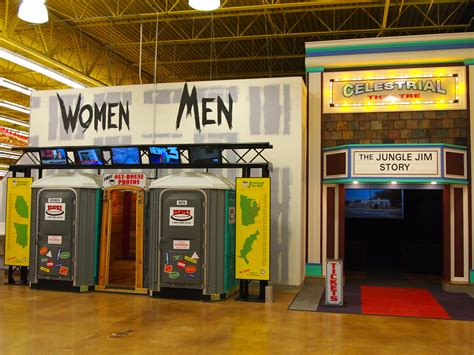 jungle jims bathrooms a world of food and more at jungle jim s rpm midwest