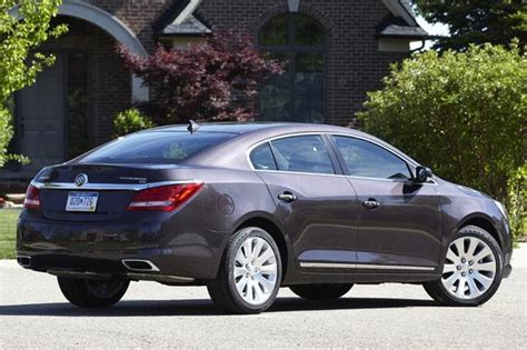 2014 buick cars 2014 buick lacrosse new car review autotrader
