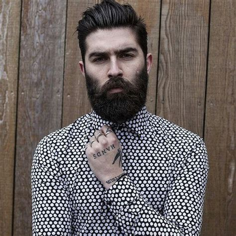 ideal beard length facial hair best 20 hairstyles for men with beard in