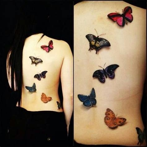 tattoo 3d small 3d small butterfly tattoo ideas design idea