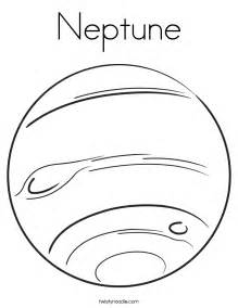 coloring pages for uranus neptune coloring page twisty noodle