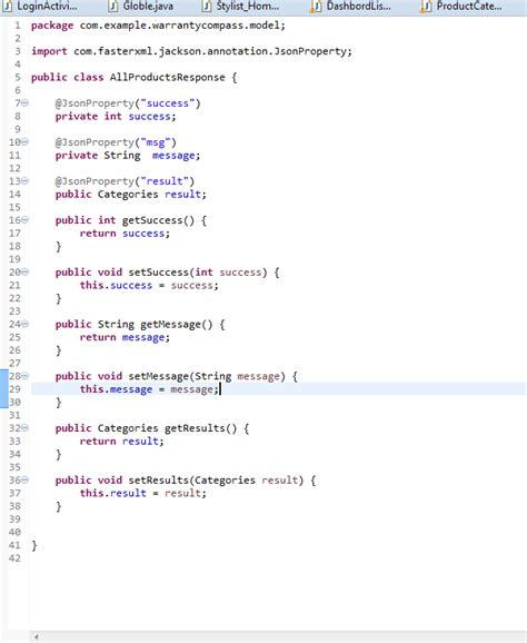 tutorial java util android can not deserialize instance of java util