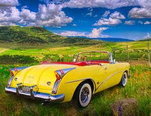 55 Buick Skylark 1954 Buick Skylark Sport Convertible Classic Car