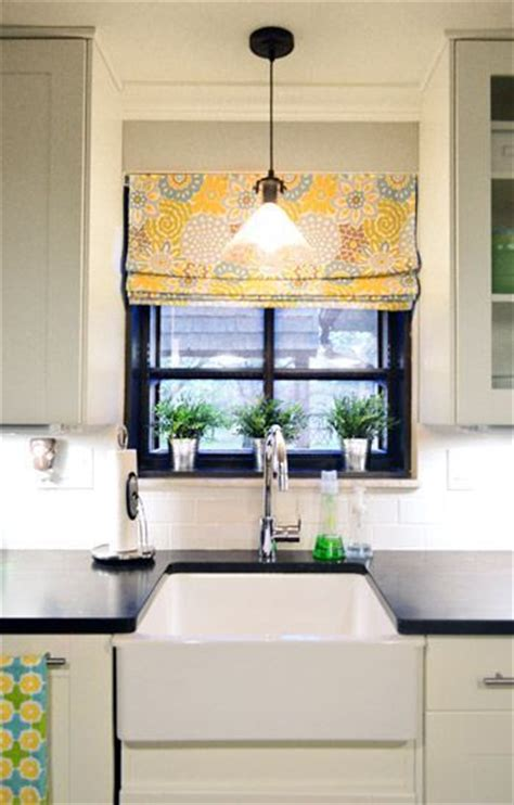 sink window curtain kitchen ideas