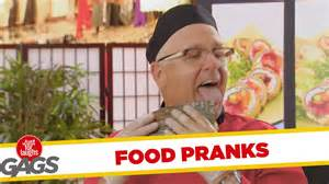 Best Gags by Best Of Food Pranks Best Of Just For Laughs Gags