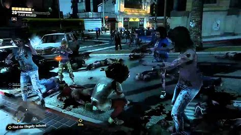 find tattoo kit dead rising 3 dead rising 3 roaring thunder combo weapon youtube