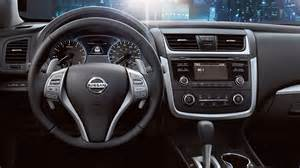 Inside Of Nissan Altima Berline Nissan Altima 2016 Nissan Canada