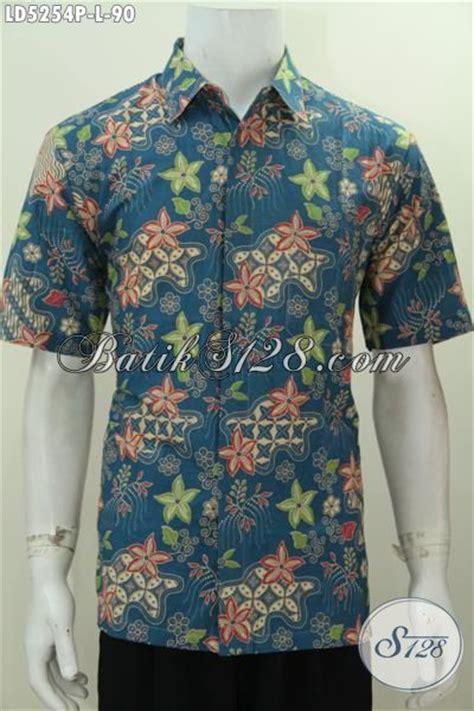 desain baju batik hijau baju batik printing buat cowok hadir dengan desain motif