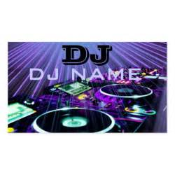 dj business card ideas dj business card zazzle
