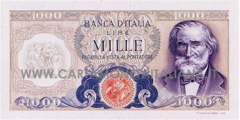 cambio lire d italia la lira diventa da collezione