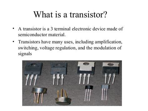 transistor history transistors s07