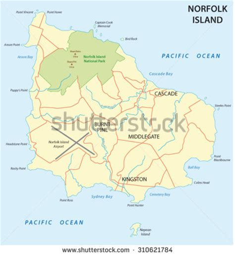 norfolk island map quot norfolk island quot stock photos royalty free images