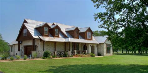 hill country ranch homes