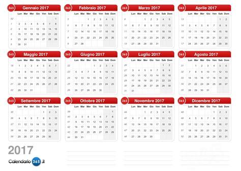 Calendario Html Calendario 2017