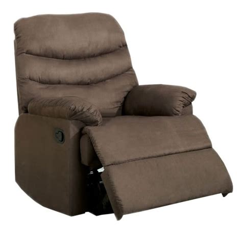 venetian recliner plush coffee brown recliner enjoy ultra comfort with sears