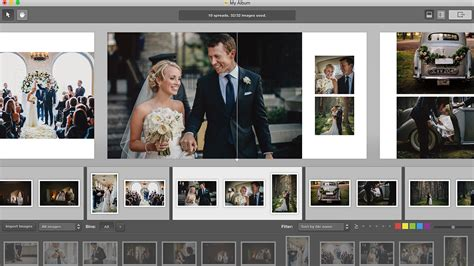 Wedding Album Design Best Software by Smartalbum By P Xellu The Fastest Easiest And Most