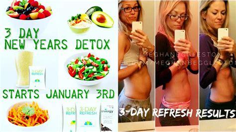 New Me Detox by Detox Or Not New Years 3 Day Detox Meghan Eggleston