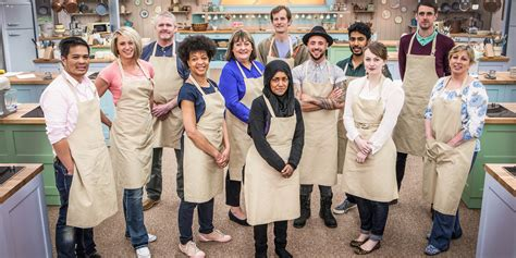 7 Great Shows For Who by Great Bake 2015 Winner Leaked Bookies