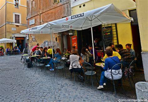 trastevere rome best restaurants trastevere hotels in trastevere rome restaurants in