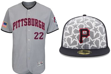 for and mlb rolls out new uniforms caps for