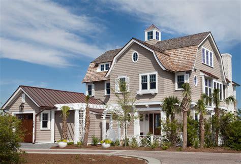 beach house exterior ideas shingle style beach house with classic coastal interiors
