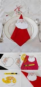 Super delicate napkin ideas for your christmas table setting homesthetics inspiring ideas