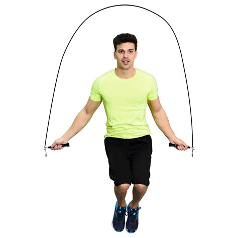 Skiping Skipping Jump Rope Beban Speeds cteck 3m speed skipping rope adjustable steel cable
