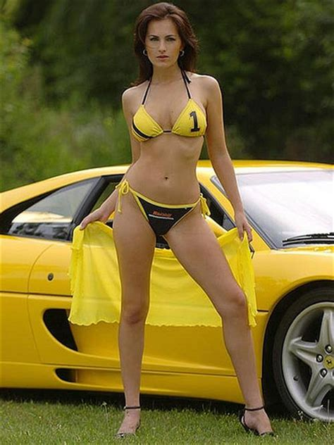 hot girl buick commercial in cabana bersih chics