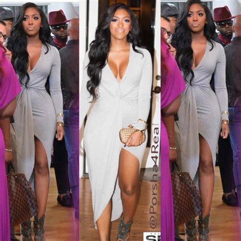 what type of hair does porsha stewart wear wardrobe query porsha stewart s real housewives of