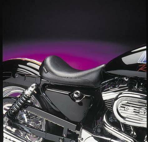 le pera lt 856 silhouette lt seat for harley sportster 82 03