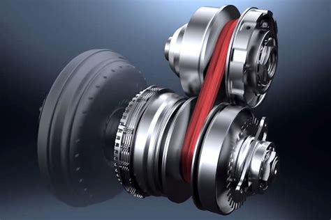 what is continuously variable transmission