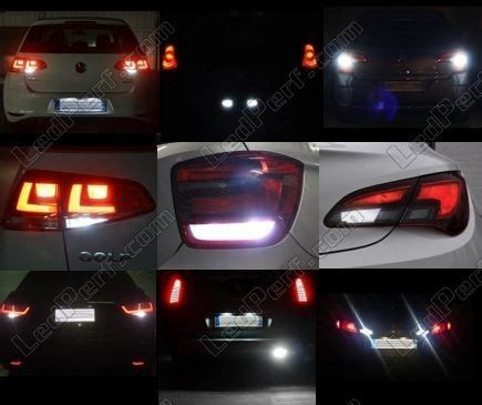 Led Rücklicht Opel Astra K by Pack Leds Feux De Recul Pour Opel Astra K