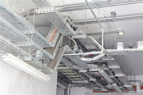 armoured cable installation methods using cable trays instead of conduit a look at the advantages