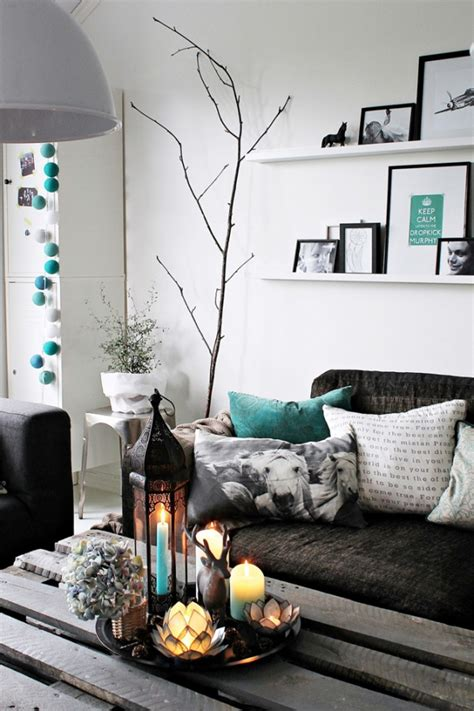 Turquoise Accents Living Room by Amazing Living Room Accented With Turquoise Adorable Home