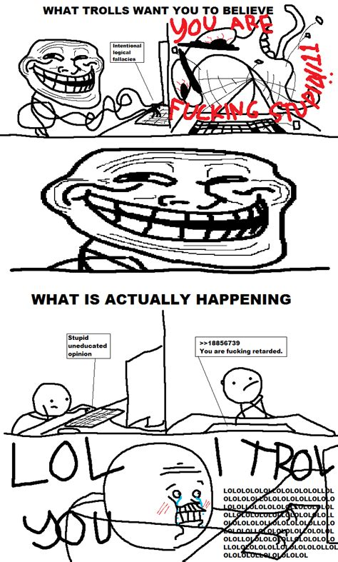 Meme Troll Face - image 1072 trollface coolface problem know