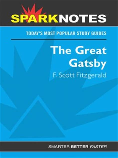 analysis of the great gatsby book sparknotes bing images