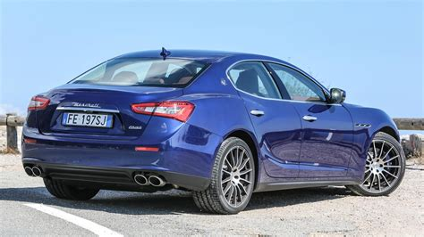 Maserati Ghibli Diesel 2016 Review By Car Magazine