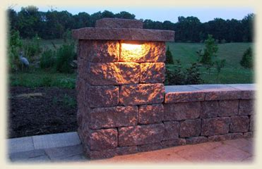 Landscape Wall Lights Retaining Wall Lights Are A Great Way To Brighten The Areas Around Your Walls And Add Different