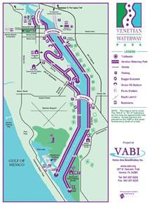 venice florida a cycling friendly town city