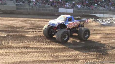 monster truck show boston quot king krunch quot coors monster truck fall nationals youtube