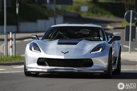 C7 Corvette Grand Sport by Chevrolet Corvette C7 Grand Sport 20 April 2016 Autogespot