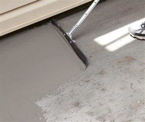 Rejuvenating Old Concrete Surfaces with Sakrete Flo Coat