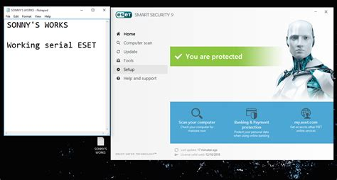 eset smart security 9 key 2018 eset smart security 9 activation key 2018 seotoolnet