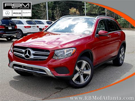 2019 mercedes glc new 2019 mercedes glc glc 300 suv in atlanta g056