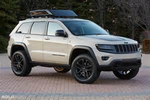 2014 jeep grand ecodiesel trail warrior concept
